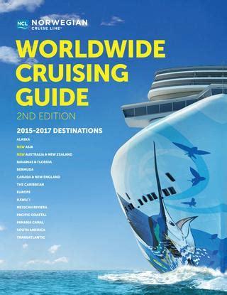 norwegian cruise brochure norwegian cruise line brochure by international cruise and