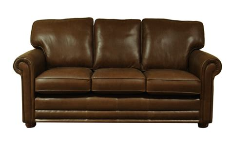 small sectional sofa leather small leather sofas agretto antique faux leather small