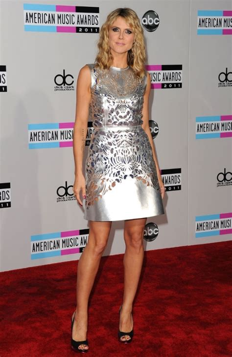 Trendwatch Sparkle In Silver Dresses At The Amas by 2011 American Awards Dresses