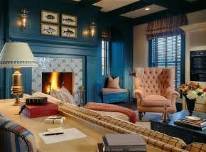 Great Colors For Living Room Walls - 20 blue living room design ideas