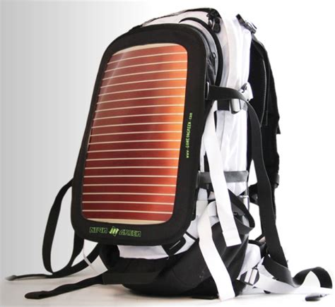 Picard Solar Bag Keeps Gadgets Juiced Up by Neon Green S Soular Bags Juice Up Your Gadgets In Style