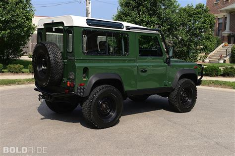 1995 land rover defender image gallery defender d90