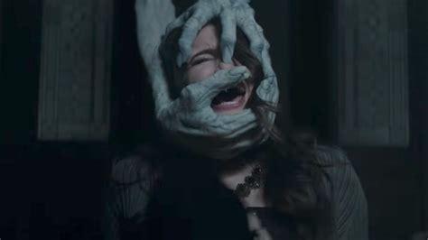 film horror webcam trailer for the horror film polaroid careful this