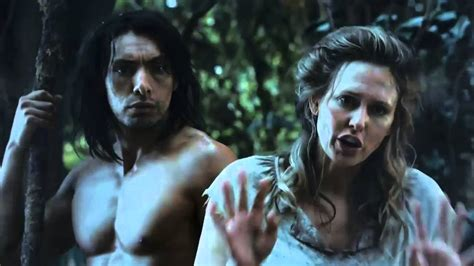 who is the new tarzan geico commercial actress who plays jane in geico tarzan and jane commercial