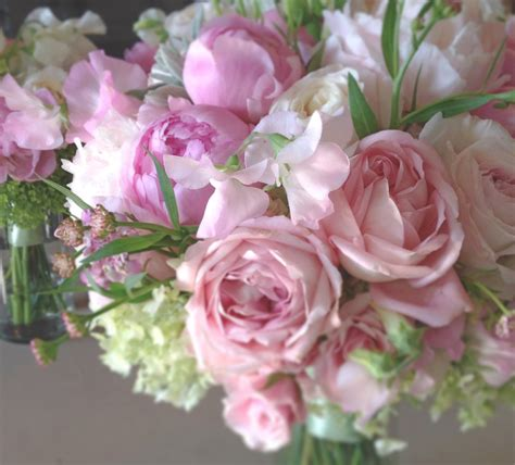recipe for fragrance peonies garden roses sweet peas