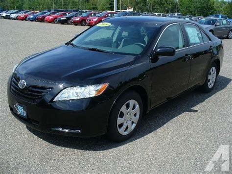 2009 Toyota Camry For Sale 2009 Toyota Camry Le For Sale In Marquette Michigan