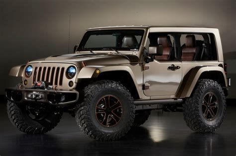 New Jeep Wrangler 2017 Jeep Wrangler What We And What We Don T