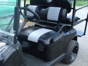 Seat Covers Ez Go Rxv Golf Cart Ez Go Seat Rxv Covers Top And Bottom Included