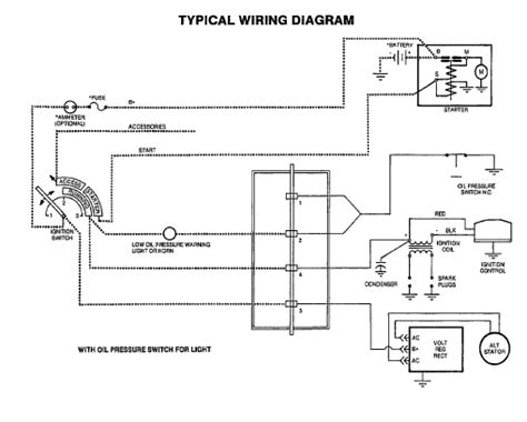onan ignition coil wiring diagram wiring diagram with