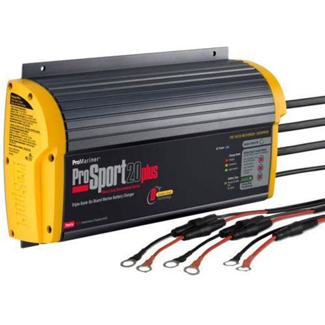 marine battery charger manual marine battery charger 3 bank ebay