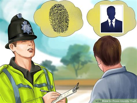 How To Explain A Criminal Record On An Application 3 Ways To Prove Identity Theft Wikihow