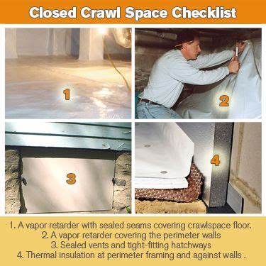 1000  ideas about Crawl Spaces on Pinterest   Crawl Space