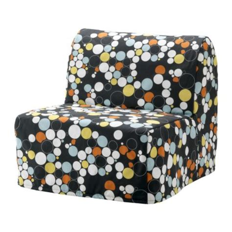 lycksele sofa bed instructions lycksele l 214 v 197 s chair bed b 229 lsta multicolour ikea