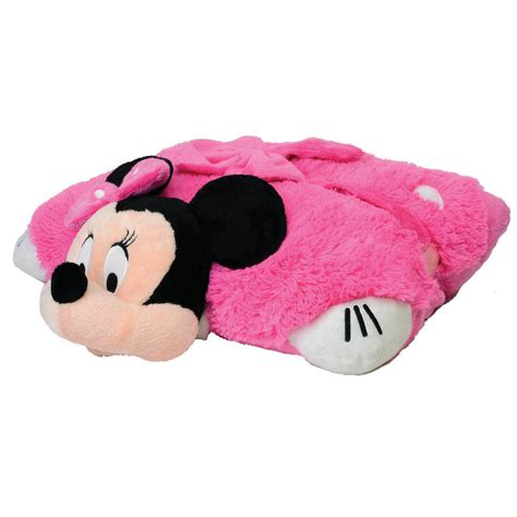 Pillow Pet Minnie Mouse by Childrens Disney Minnie Mouse Pillow Pet Soft