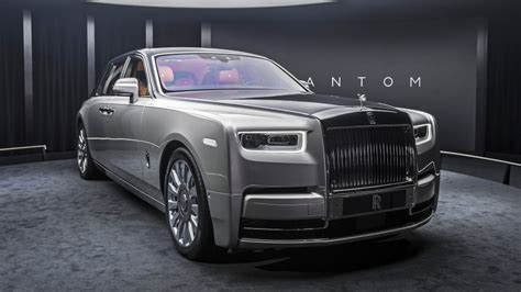 roll royce phantom 2018 2018 rolls royce phantom viii look it s all