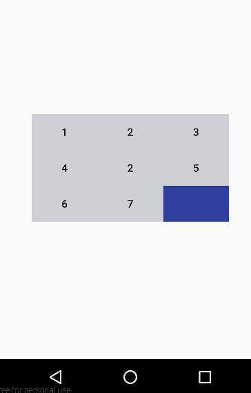 gridlayout match parent android gridlayout kullanımı android dersleri mobilhanem