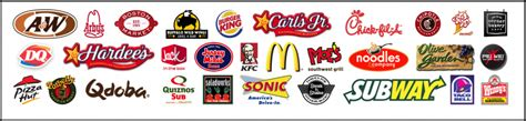 8 best images of restaurant logos and names games 8 best images of famous logos restaurant fast food fast
