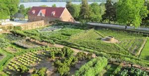Garden Of Washington Photo The Vegetable Garden At George Washington S Mount