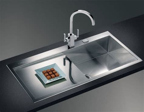 Franke Planar Kitchen Sink   the new stainless steel sink
