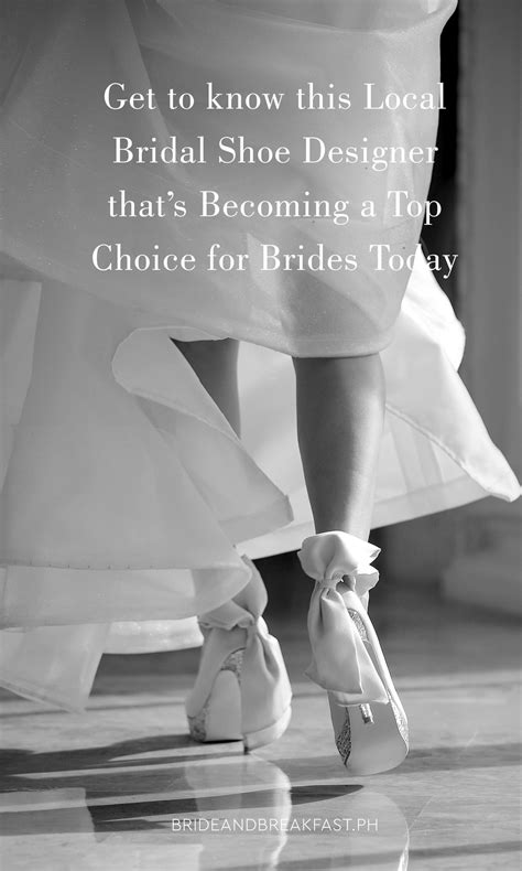 Where To Get Bridal Shoes by Why Get Custom Made Bridal Shoes Philippines Wedding