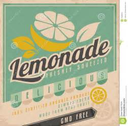 lemonade stand business plan template lemonade stock vector image 41000616