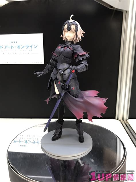 servant figure jeanne darc alter anime shelf