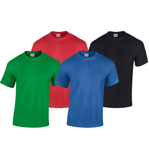 New Promo Kaos Polos Gildan Softstyle 100 Cotton Combed 30s Oke gildan mens plain t shirts solid cotton sleeve blank top shirts s 3xl ebay