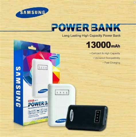 Power Bank Samsung Termurah power bank samsung 13000mah halomurah