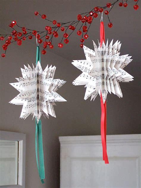 top  wonderful diy paper ornaments top inspired