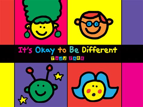 it s ok to be different books counseling connections it s okay to be different we all