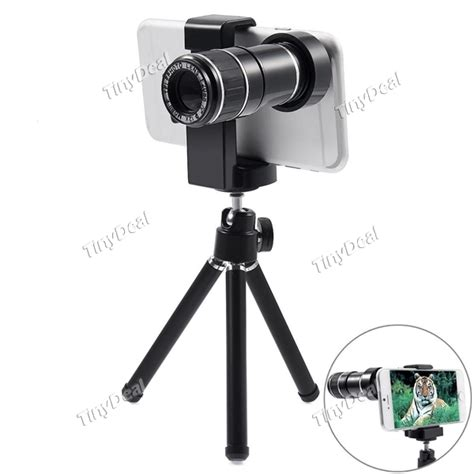 Promo Universal Mini Tripod Stand For Smartphone Np 71o B 12x universal zoom lens tripod compareimports