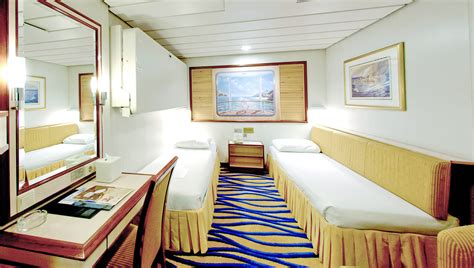 inside room inside cabins cruise accommodation cruises