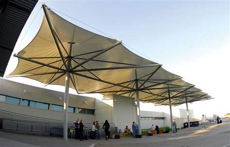 Fabric Canopy East Midlands Airport Fordingbridge Plc