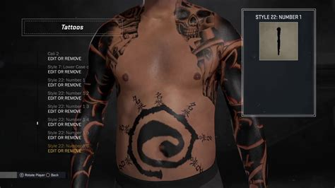 my myplayer face tattoo tutorial naruto 9 tails seal