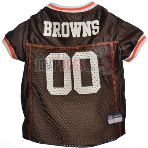 nfl jerseys for dogs cleveland browns nfl jersey