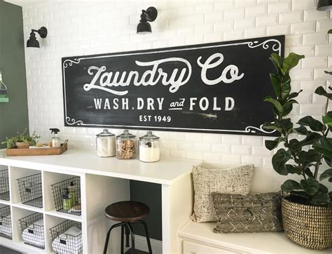 laundry room decor ideas 25 best vintage laundry room decor ideas and designs for 2017