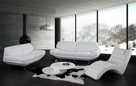White Modern Couches by Awesome Modern Luxury White Leather Sofa Designoursign