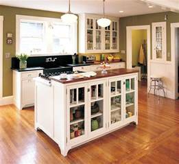 Kitchen Layout Ideas With Island by 100 Awesome Kitchen Island Design Ideas Digsdigs