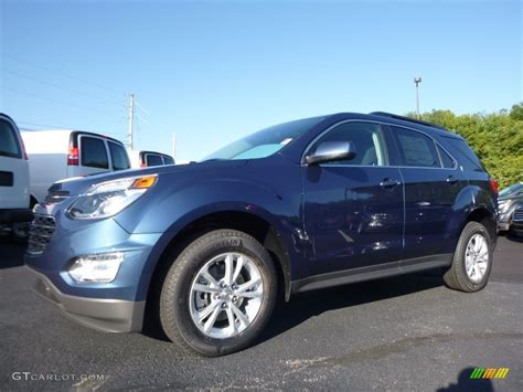 chevrolet equinox blue 2017 patriot blue metallic chevrolet equinox lt awd