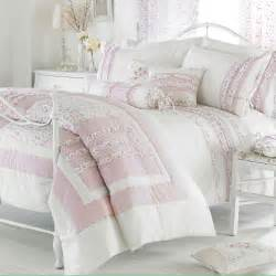Feminine Duvet Covers Riva Home Vintage Bedding Set In Pink Next Day Delivery
