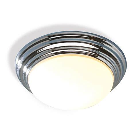 bathroom ceiling light fixtures chrome traditional bathroom barclay flush fitting glass ceiling