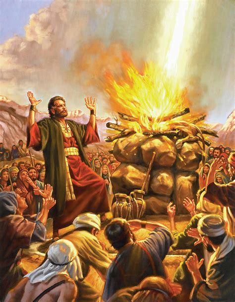 The Prophets Of Baal testament 4 lesson 4 elijah and the prophets of baal