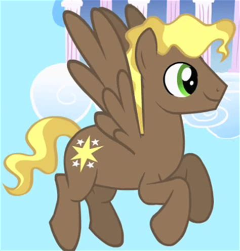 Kickers Sonic Brown list of ponies pegasus ponies my pony friendship