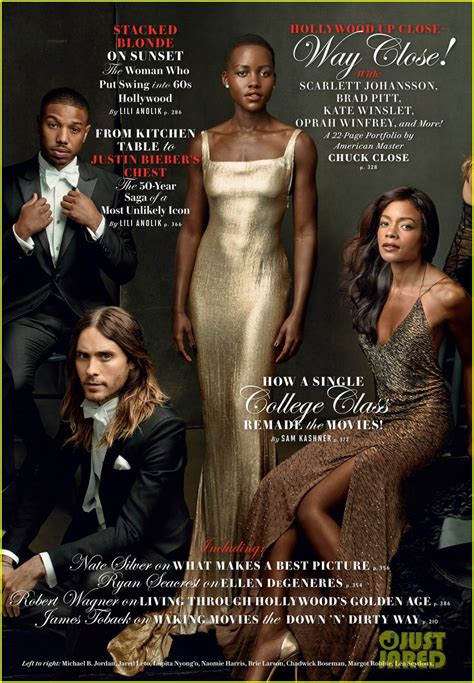 Vanity Fair March 2006 Cover by Chiwetel Ejiofor Idris Elba George