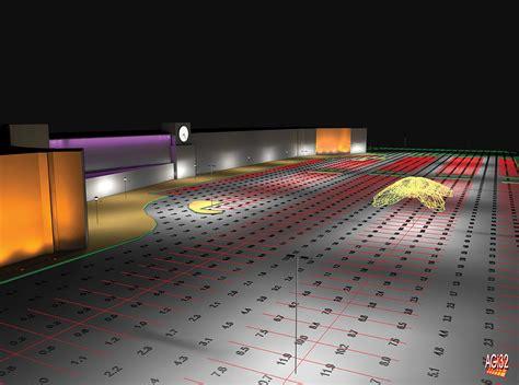 warehouse lighting layout calculator lighting design software unwrapped ec mag