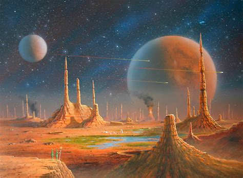 Stories From Space by Science Fiction Settings
