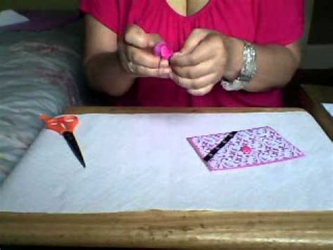 open scrapbook facil y original youtube newhairstylesformen2014com como decorar tarjetas parte 2 how to decor cards youtube