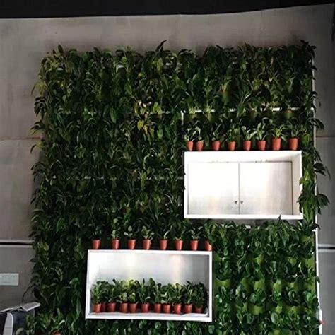 Vertical Garden Wall Pockets Vertical Garden Planter Glovion Wall Pocket Planter Grow