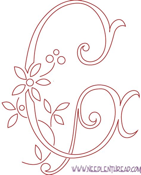 embroidery templates letters embroidery designs on embroidery patterns