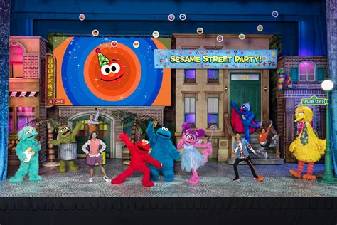Sesame Street Giveaways - sesame street live coming to the fox theatre detroit